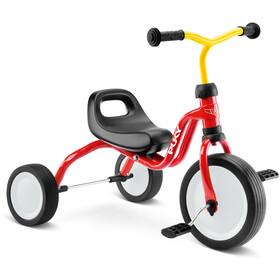 Puky Fitsch Rowerek trójkołowy Dzieci, czerwony